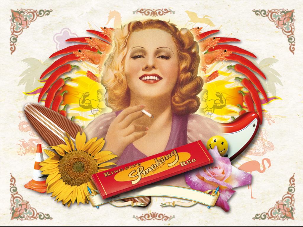 Smoking-poster-Woman-2