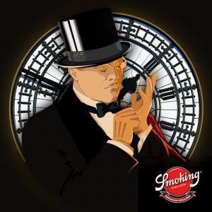 Mr. Smoking-watch
