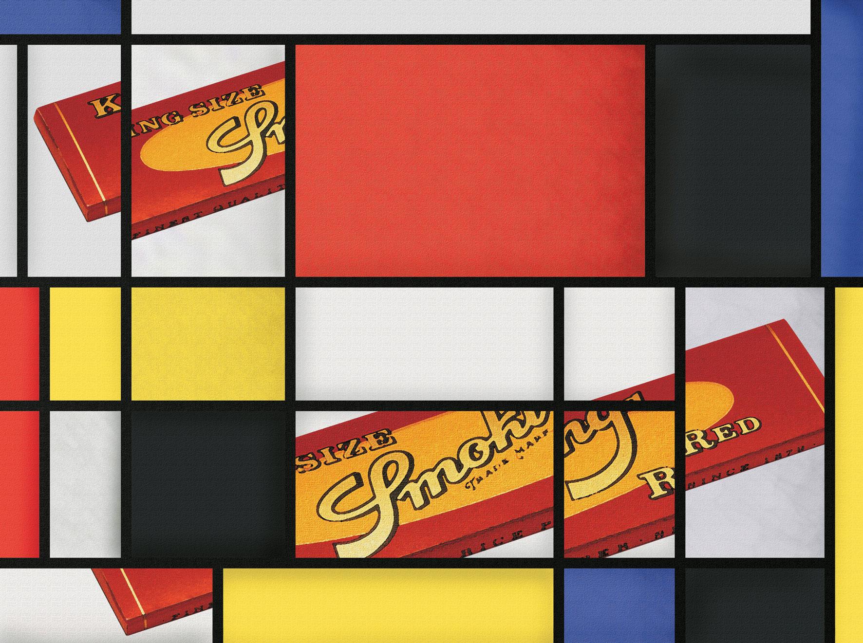 Smoking-Red-King-Size-Mondrian